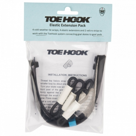 ToeHook Replacement Pack