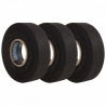 Renfrew Black Cloth Hockey Tape - 3 Pack