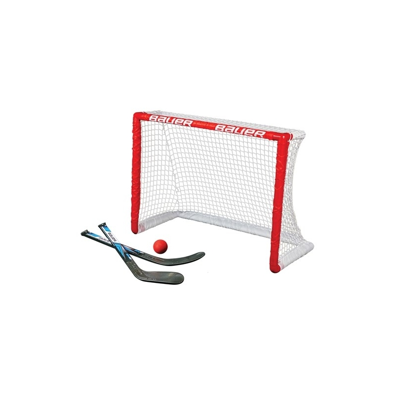 63bd37511e3 Bauer Knee Hockey Goal Set
