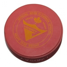 Ice Hockey Puck - Heavy 10oz