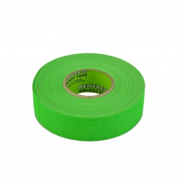 Renfrew Bright Green Cloth Hockey Tape - 1inch
