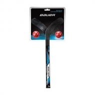 Bauer Mini Hockey Stick Set