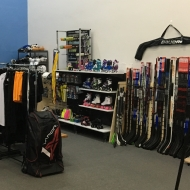 Skate and Hockey Shop Opening Hours