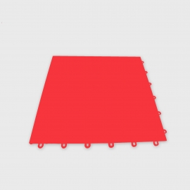 Dryland Hockey Training Tile - Red