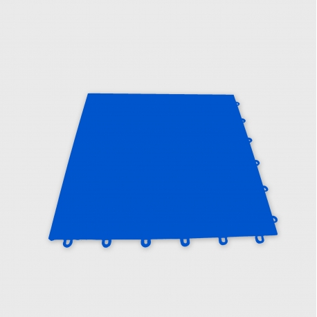 Dryland Hockey Training Tile - Blue