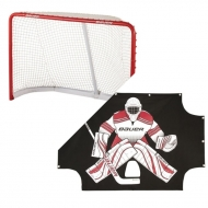 Bauer PRO Goal and Sharpshooter Pack