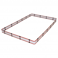 Mini Rink Barriers - Complete