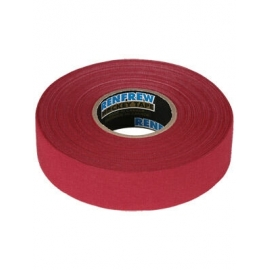 Renfrew Red Cloth Hockey Tape - 1inch