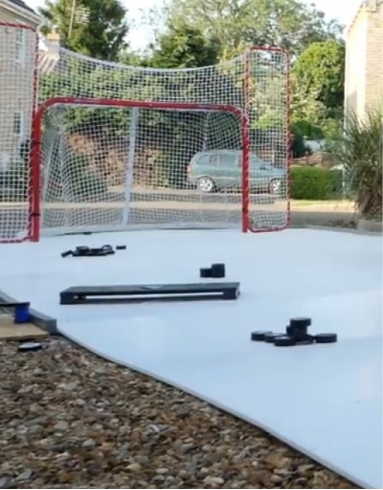 Glice Home Synthetic Ice